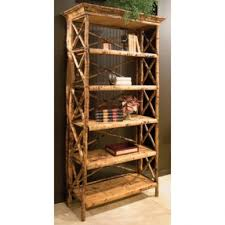 1 Shelf Bookcase Bamboo Bookcases Foter