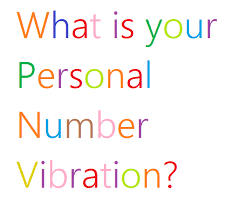 numerology u2013 what u0027s your personal number vibration u2013 lightcenter