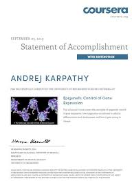 Example Of A Resume For A Highschool Student by Andrej Karpathy Academic Website