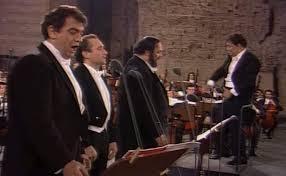 medley pavarotti domingo carreras the three tenors