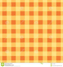 simple plaid wallpaper the yellow brown tablecloth stock vector
