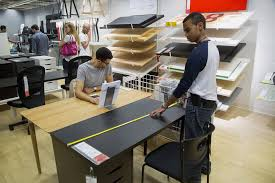 Movable Walls For Apartments Ikea Tests Movable Walls For Cramped Homes Wsj