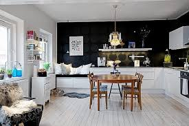 black walls white kitchen cabinets how to choose the best kitchen paint colors