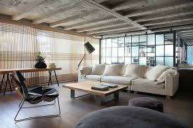 loft design chic loft design studio and combined in a interior design ideas