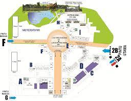 isi layout peta gambir expo pt jakarta international expo