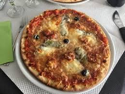 cuisiner le gardon pizza andalouse picture of grill pizzeria du gardon ales