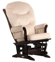 Cushions For Glider Rocking Chairs Amazon Com Dutailier Round Back Cushion Sleigh Glider Beige