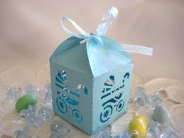baby boy favors blue baby boy carriage party favor boxes for baby boy baby