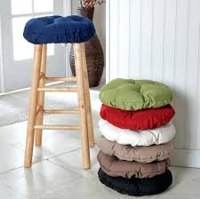 outstanding round stool cushions industreeco within round bar