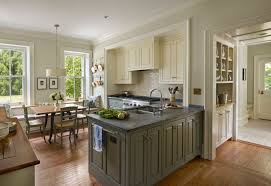 Gray Cabinets In Kitchen by 20 Kitchens With Stylish Two Tone Cabinets