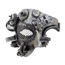 steunk masquerade mask mechanical phantom steunk masquerade mask 801269117962 ebay