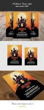 639 best halloween flyer templates images on pinterest flyer
