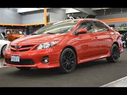 2012 toyota corolla s for sale 2012 toyota corolla s spoiler backup automatic wheels low