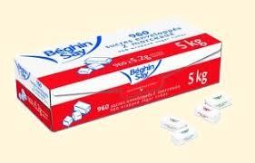 Wrapped Sugar Cubes Doutreloux