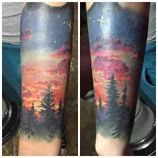 25 trending sky tattoos ideas on pinterest watercolor tattoos