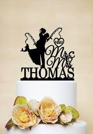 fishing wedding cake toppers best 25 fishing cake toppers ideas on fishing wedding