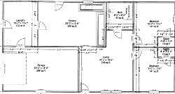 House Plans 50 X 30 Plans Home Plans Ideas Picture 16 X 50 Floor Plans