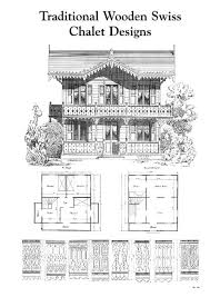 traditional wooden swiss chalet designs potterton books
