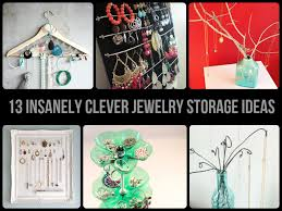 jewellery necklace storage images 13 insanely clever jewelry jpg