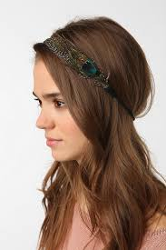 peacock headband 51 best hair bands peacock images on hair bands
