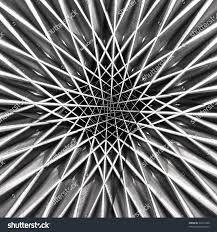 abstract metal ornamental structure 04 stock illustration