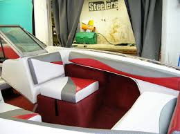 Boat Seat Upholstery Replacement Marine Gallery Denver Upholstery