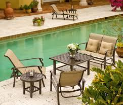 Patio Furniture Metal - patio metal patio furniture sets outdoor metal patio set