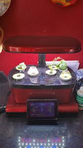 aerogarden harvest touch with gourmet herbs seed pod kit sur la