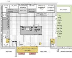 floor and home decor kitchen wonderful u shaped kitchen floor plans home decor