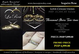 wedding rings philippines with price wedding rings wedding packages philippines creative