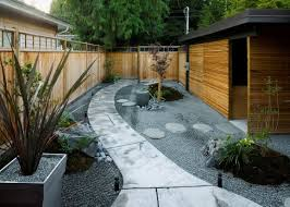 Concrete Ideas For Backyard by Japanese Garden Ideas For Landscaping Bedroom And Living Room