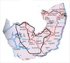 Corruption Map Delta U0027s Fourth Senatorial District Delta State Corruption
