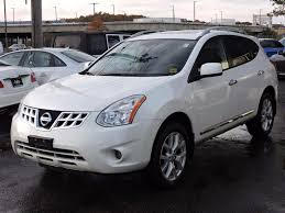 nissan white rogue used 2011 nissan rogue sv at auto house usa saugus