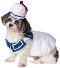 stay puft marshmallow costume ghostbusters stay puft marshmallow dog costume costume craze