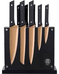 kitchen knives set sale spectacular deal on schmidt brothers 12 pc copper knife set