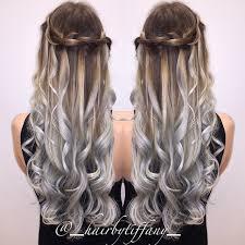 silver brown hair silver hair colors in 2016 amazing photo haircolorideas org