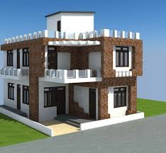 3d Home Design 5 Marla by 3d Home Front Design Home Design Ideas