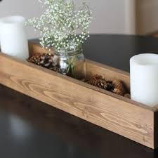 Wooden Centerpiece Boxes by Best Rustic Box Wedding Centerpieces Products On Wanelo
