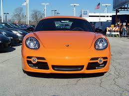 porsche cayman orange 2008 orange porsche cayman s sport 1374275 photo 2 gtcarlot