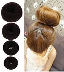 chignon maker buy large size brown qy large size hair mesh chignon