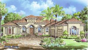 mediterranean house plans with pool mediterranean house plan plans pereza associated designs small