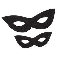 mardi gras mask black mardi gras mask cutouts shindigz