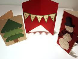 how to make a christmas card and this how to make christmas cards