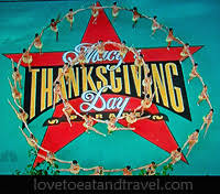 macys thanksgiving day parade takes place or shine on