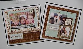 Colorbok Scrapbook Scrapbook Kit Album Papers Stickers Chipboard Accents Numbers Letters