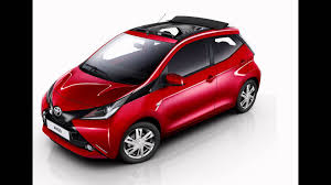 red toyota 2016 toyota aygo red pop youtube