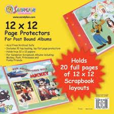 Scrapbook Page Protectors Scrapbook Albums Scrapbook Supplies Scrapbook Stickers And More