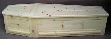 coffins the pine box