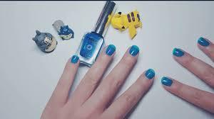 trendy nails soda nail the face shop youtube