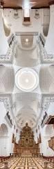 see panoramic photographs of church ceilings artnet news